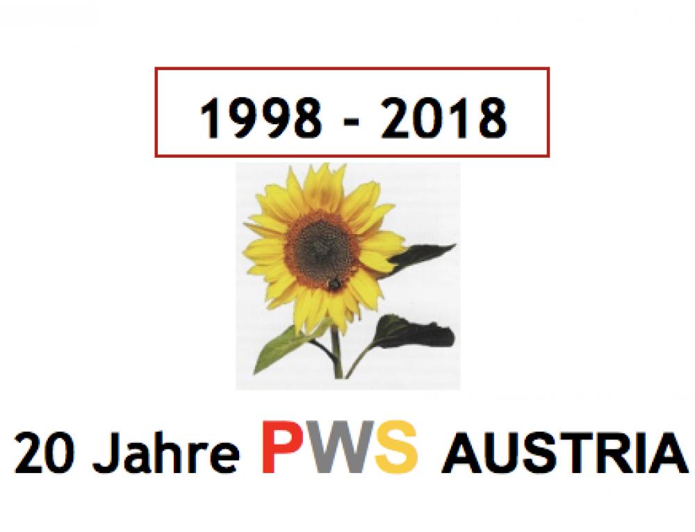 20 Jahre PWS AUSTRIA