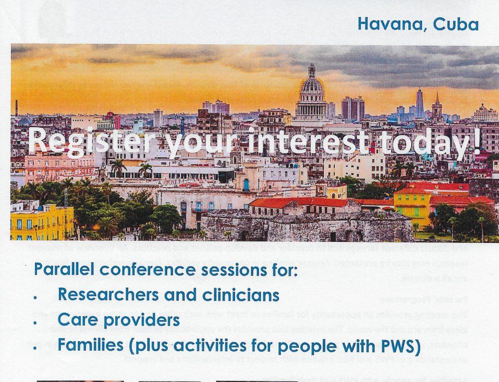 Konferenz in Cuba